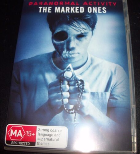 1 of 1 - Paranormal Activity The Marked Ones (Australia Region 4) DVD – Like New