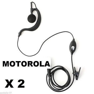 High Quality Headset Earpiece Motorola Radio T9000//T9500//T9550//T9580 US STOCK
