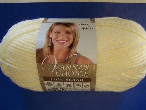 Lion Brand Vanna/'s Choice Acrylic Yarn 1 Sk Sel Colors  860