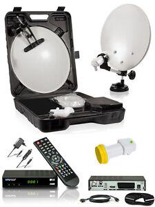 easy find hdtv hd camping sat anlage digital receiver lnb. Black Bedroom Furniture Sets. Home Design Ideas