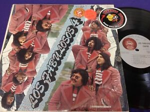 Los-Fabulosos-4-LP-Spanish-USED-Vinyl-Piranha-Records