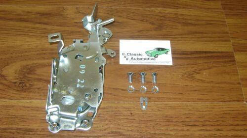 Set Door Latch Assemblies 69 Camaro Firebird LH RH Nova 69-70 Chevy II latches