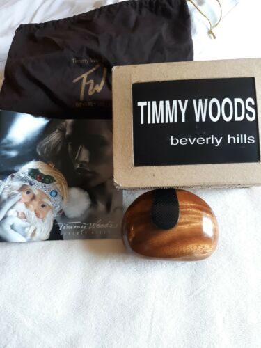 TIMMY WOODS SIGNED BAG