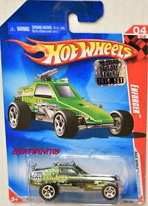 MüHsam Hot Wheels 2010 Rennfahren Wort Enforcer Werkseitig Versiegelt Auto- & Verkehrsmodelle