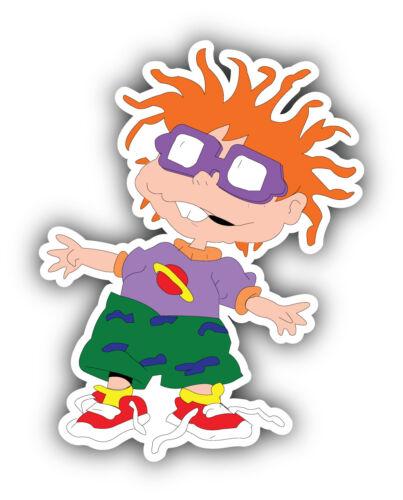 /'/'SIZES/'/' Rugrats Cartoon Sticker Bumper Decal