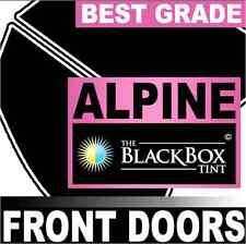 TOYOTA ECHO 4 Door 00-05 Alpine BlackBox 35% PreCut Window Tint (front doors)