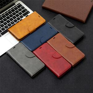 Slim-Wallet-Cuir-Flip-Case-Cover-Pour-LG-K61-K51-K50-K40-Q60-Stylo-5-G8-THINQ