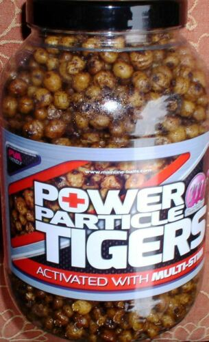Candy Tigers Mainline 3 Liter Tigernüsse PVA-freundlich M37010 angelfertig