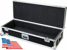 ATA Kent Custom Road Flight Hard Case Alesis Micron Synth Keyboard