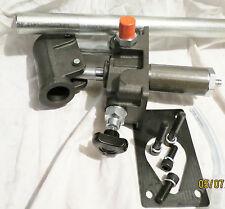 Hydraulik Handpumpe einfachwirkend EW 25 ccm  mit Hebel ohne ÖL Behälter