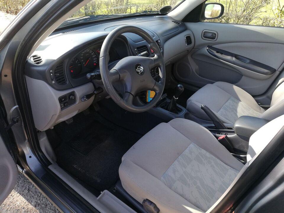 Nissan Almera, 1,5 Comfort, Benzin