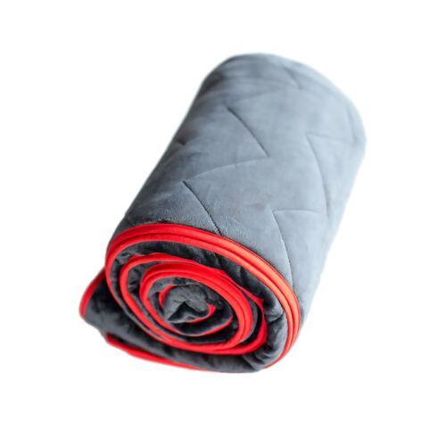 Indoor or Outdoor Sleeping Pad Cover ... Alki Twilight Thermal Mattress Topper