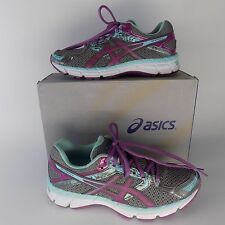 ASICS GEL-EXCITE 3 T5B9N WOMEN RUNNING/ATHLETIC SHOES CHARCOAL/GRAPE SZ 7 AL1611
