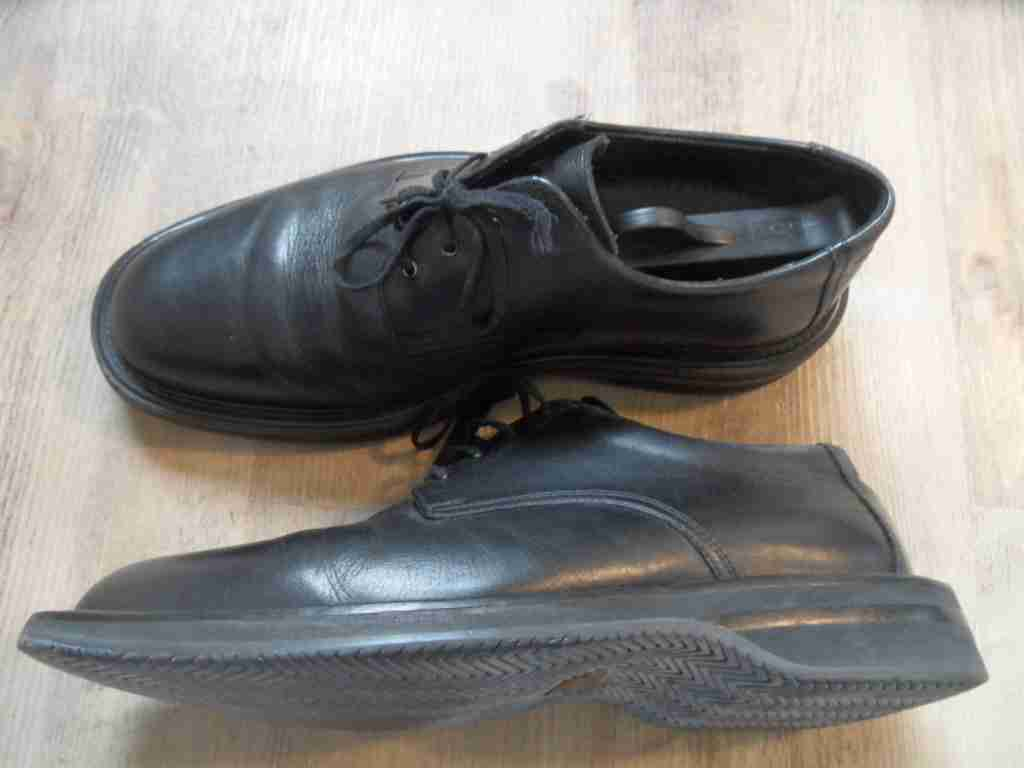 Apollo Business Scarpe normalissime Morbido Pelle Nero Mis. 41,5 Top md1016