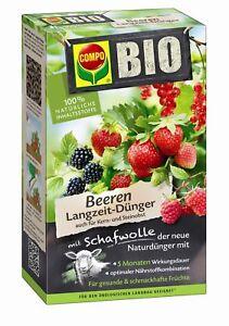 COMPO-BIO-Beeren-Langzeit-Duenger-mit-Schafwolle-2-kg
