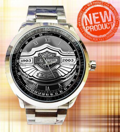 Vintage !!Ford F 100 Harley Davidson Emblem livewire Watches