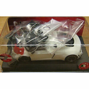 Nsr Audi R8 Gt3 Corps Blanc Kit Aw Nouveau King Evo3 Nsr1097aw