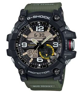 Casio-G-Shock-Mudmaster-GG1000-1A3-Khaki-Master-of-G-Green-Watch-COD-PayPal
