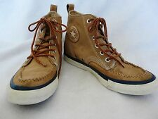 Converse Chuck Taylor All Star Classic Boot Hi 132338 Mens Suede Boots 7.5