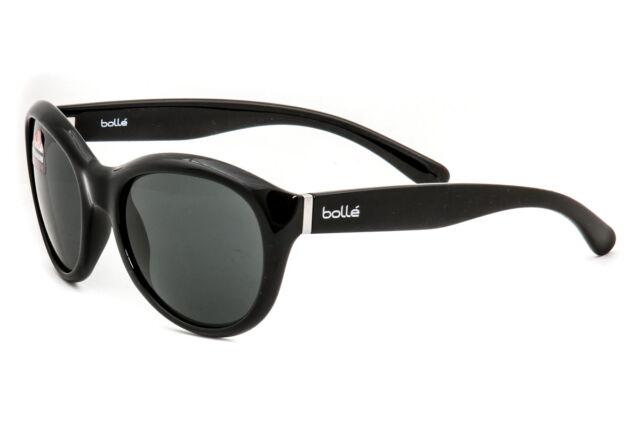 131c2125436 Bolle Winnie Sunglasses Shiny Black TNS 11871 - Brand New - Made In Italy