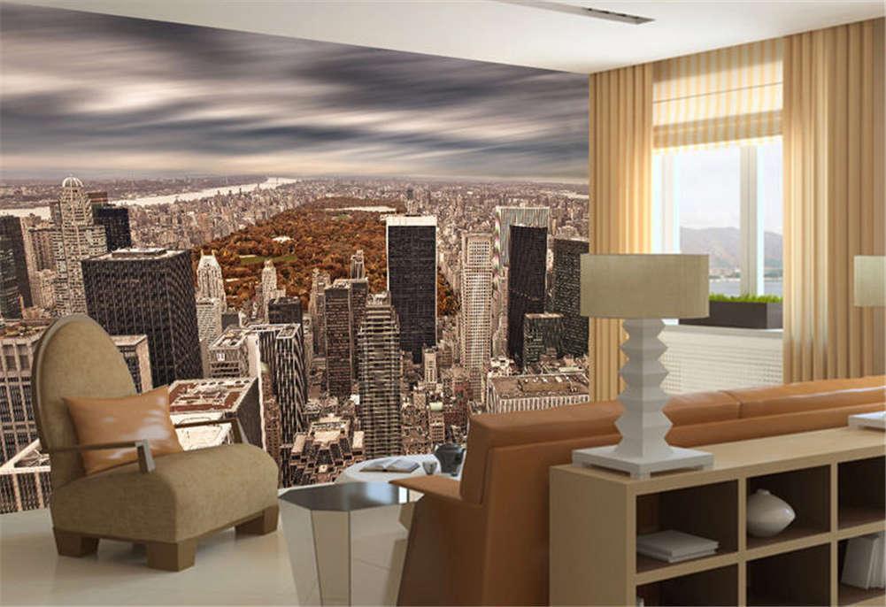 Dense Simple Stuffs 3D Full Wall Mural Photo Wallpaper Printing Home Kids Decor