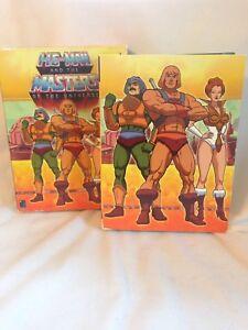 Motu Masters De L'Univers Vintage Seaon 2 Coffret Coffret 6 Disques Dvd