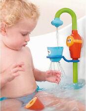 Hot Fun Toy Set Flow 'N' Fill Spout Bath Learning -LJ Cartoon Yookidoo Baby Gift