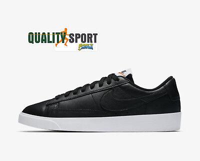Nike EBERNON LOW W Bianco Consegna gratuita | Spartoo.it