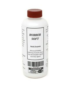 16 oz Rubber Soft! Soften Record Turntable Tape Recorder Reel Player Idler Wheel