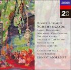 Nikolay Rimsky-Korsakov: Scheherazade; Sadko; Dubinushka; May Night; Christmas Eve; The Snow Maiden; etc. (CD, Jul-1995, 2 Discs, London)