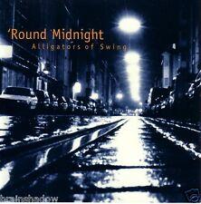 ALLIGATORS OF SWING round midnight CD Chrisly Rec. GER 1997 BLUES SWING !!!
