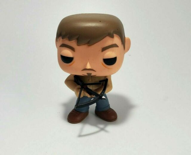 Funko Pop Television The Walking Dead Daryl Dixon Unboxed Loose No Box