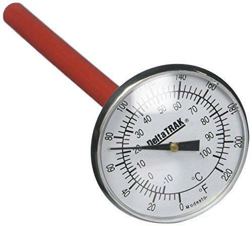 Four Seasons 59590 Infrared Large Dial A/C Thermometer (59590)