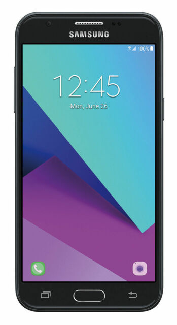 Samsung Galaxy J3 (2018) SM-J337W  16GB - Black (GSM Unlocked) 4G LTE -
