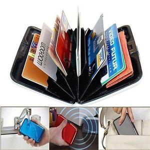 Aluminum-Metal-Wallet-Business-ID-Credit-Card-Case-Holder-Anti-RFID-Scanning