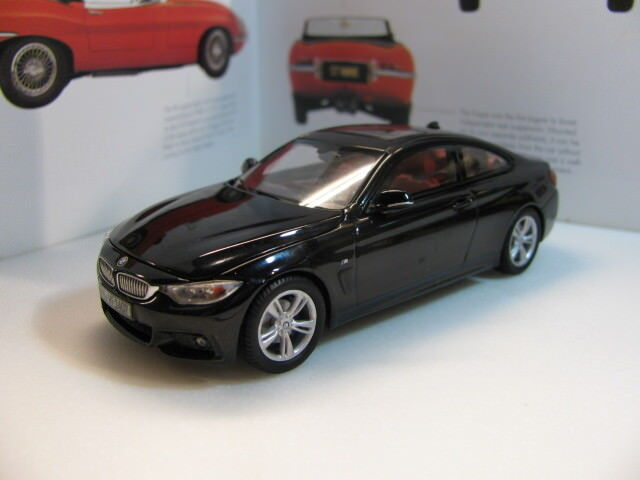barato y de alta calidad 1 43 43 43 BMW serie 4 Coupé (F32) versión de Diecast-Distribuidor  promociones emocionantes