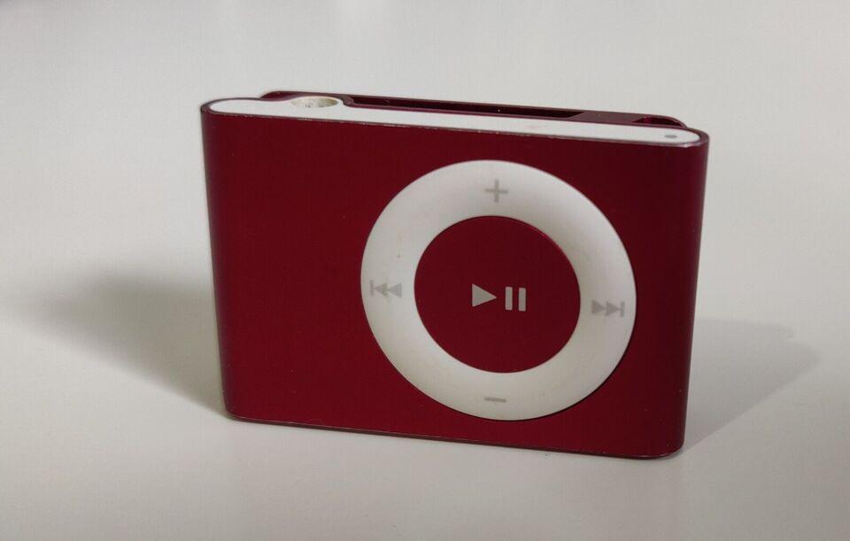 iPod, Apple iPod Shuffle Edition RED, 2 GB