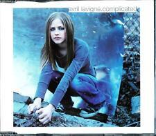 AVRIL LAVIGNE COMPLICATED 3 TRACK AUSTRALIAN PRESSING CD - EXCELLENT - VGC