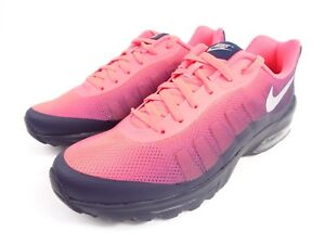 Details about NIKE Air Max Invigor Print Mens Sz 10 Shoes SOLAR RED 749688 602