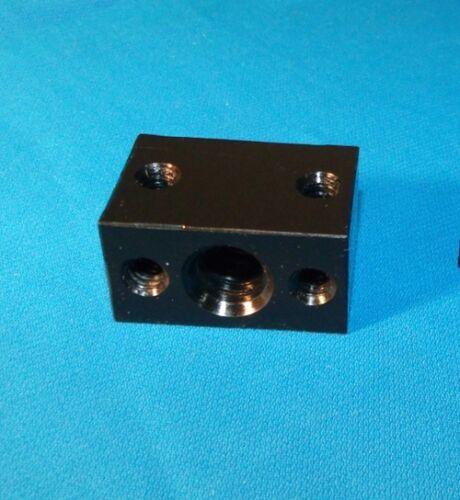 1//2-10 ACME DELRIN NUT BLOCK RH for acme threaded rod 2-start CNC 3d 7385 3 pcs