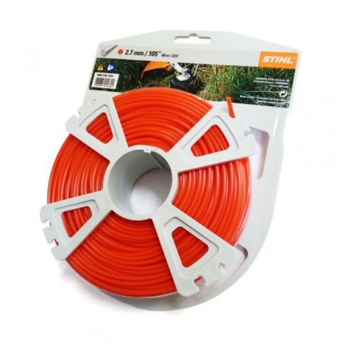 Stihl Nylon Trimmer Cord 2.7mm x 68m//223ft  0000 930 2343
