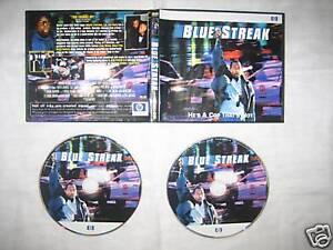 Pre-owned-HP-PROMO-034-BLUE-STREAK-034-VCD-ORIGINAL