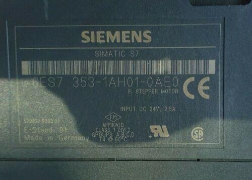 IN8S1B3 Siemens Simatic S7  6ES7353-1AH01-0AE0