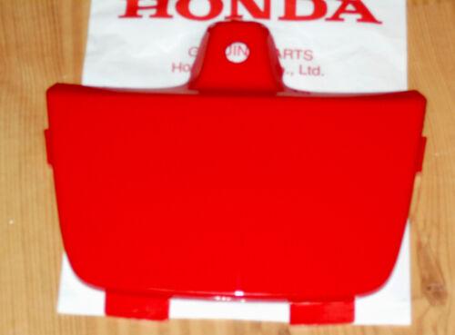 HONDA TRX500 TRX 500 FOREMAN RUBICON RED FRONT FENDER RADIATOR ACCESS DOOR,COVER