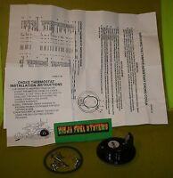 Rochester Quadrajet Carburetor Electric Choke Coil Hot Air Conversion Buick Chev
