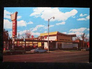 Former L-K Motel & Restaurant Complex | It is odd how the