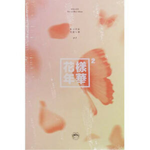 BTS In The Mood For Love PT.2 [Peach Ver] CD+Photobook+Photocard+Free Gift