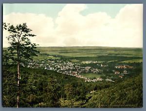Ilsenburg-Generalansicht-PZ-vintage-photochromie-Deutschland-photochromie