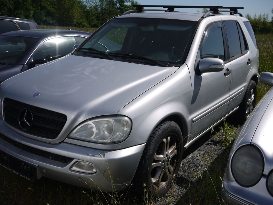 Mercedes, ML320, 3,2 aut. Van