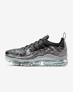 939872523ce Image is loading NIKE-AIR-VAPORMAX-PLUS-BV7827-001-BLACK-WOLF-